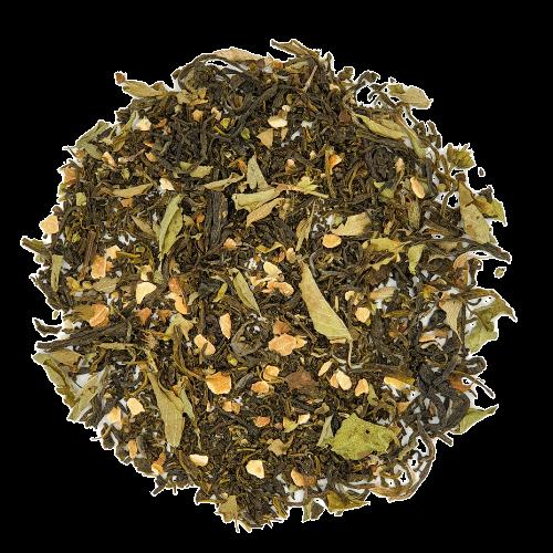 Tulsi Lemon Green Tea